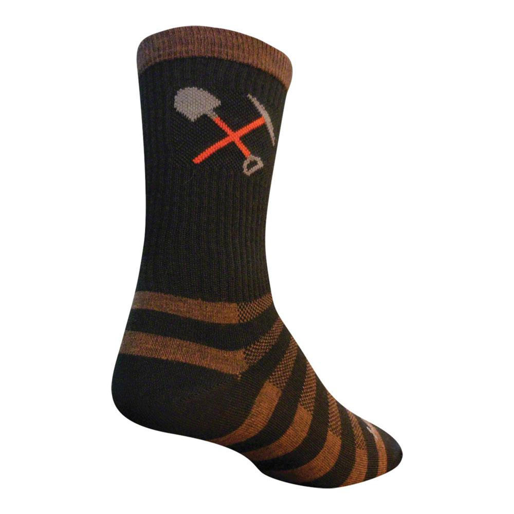 "SockGuy 6"" TURBO Wool Socks"