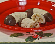 Load image into Gallery viewer, Almond Crescents Christmas Cookies