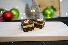 Load image into Gallery viewer, Mint Nanaimo Bars