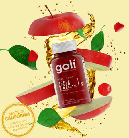 GOLI GUMMIES - 5 MONTH SUPPLY