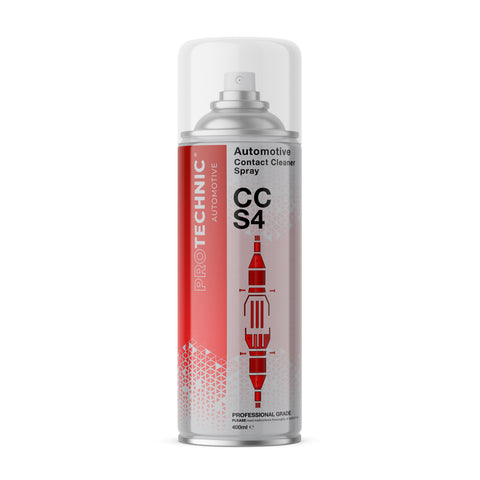 ProTechnic Contact Cleaner Spray Aerosol - Engineering Technical Sprays made in the UK