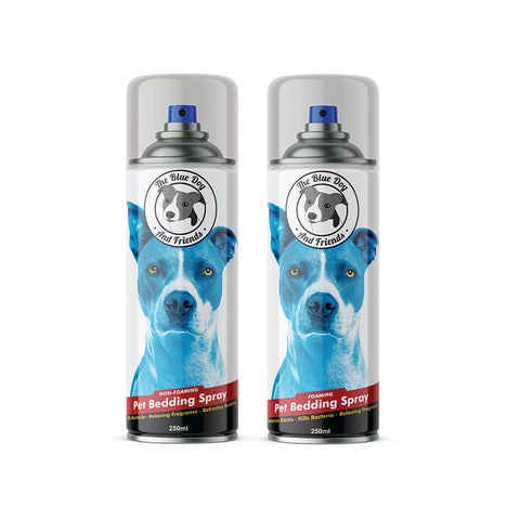 2 Pack 250ml Dog Bedding Spray