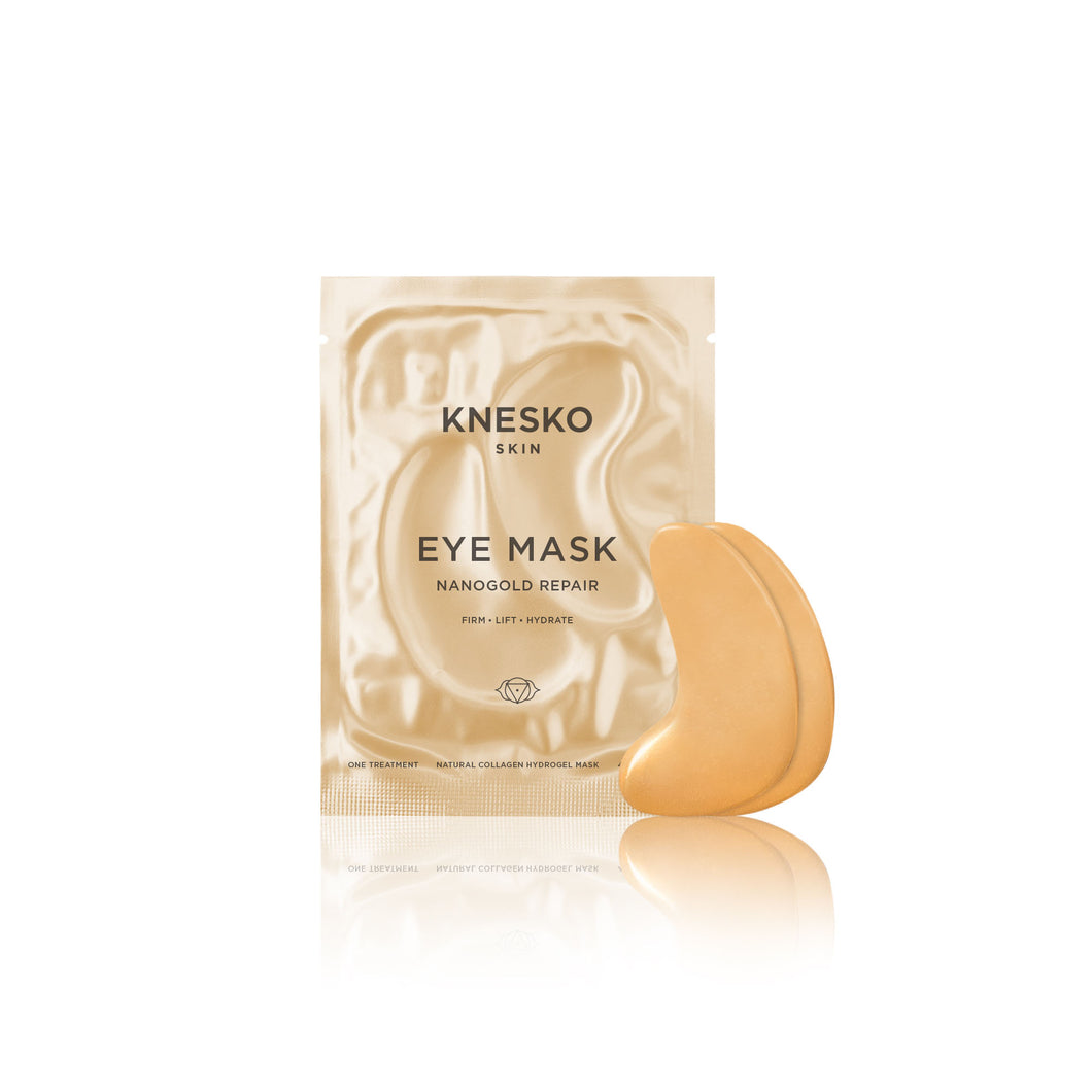 NANO GOLD REPAIR COLLAGEN EYE MASK