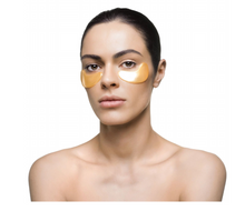 Load image into Gallery viewer, NANO GOLD REPAIR COLLAGEN EYE MASK