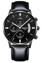Load image into Gallery viewer, Lux Men's Leather Watch
