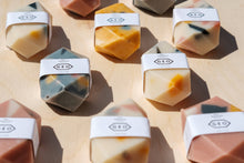 Load image into Gallery viewer, Terrazzo Inspired Mini Gem Soaps