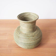 Load image into Gallery viewer, Classic Sweetgrass Vase-Maison Collective