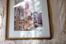 Load image into Gallery viewer, Sun Flare Dream Framed Photo