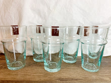 Load image into Gallery viewer, Moroccan Beldi Glassware-Set of 6