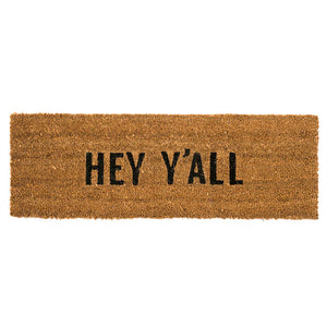 Hey Y'all Doormat