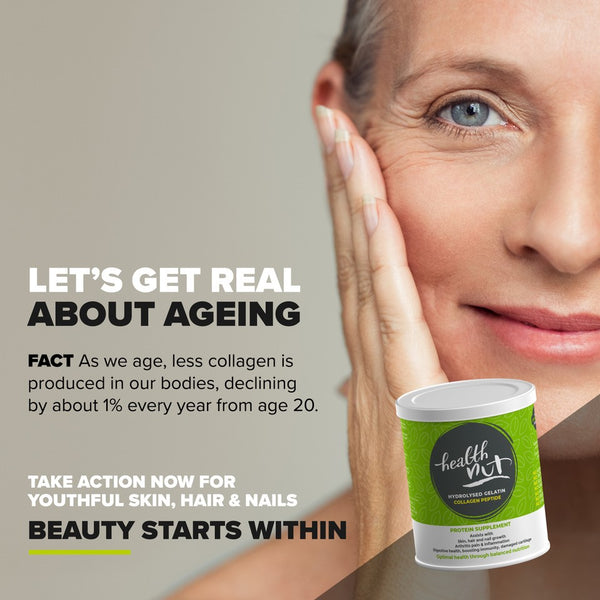 How to increase collagen production for the skin