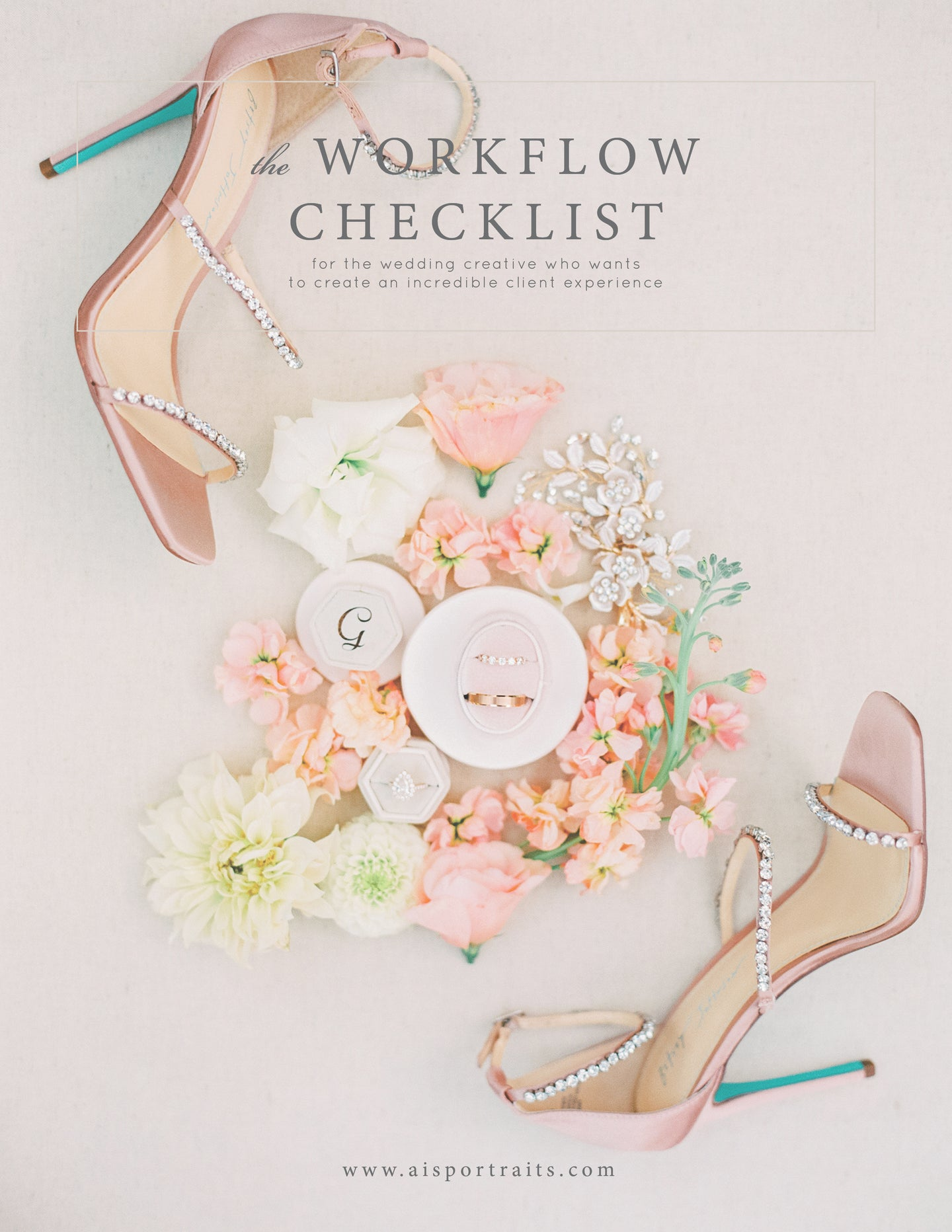 Wedding Workflow Checklist