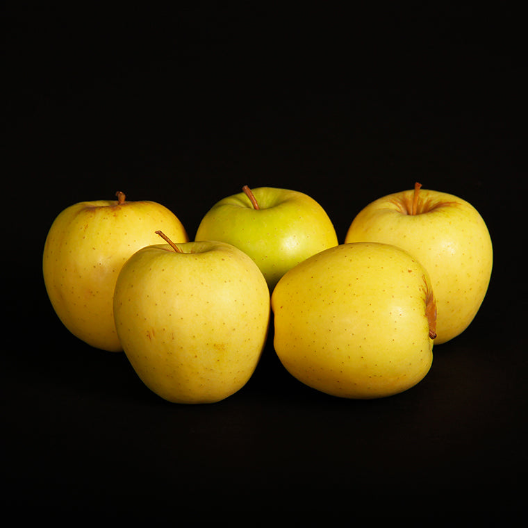 Pomme golden petit calibre (Lot de 7)