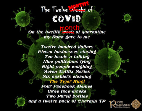 12 Days of COVID