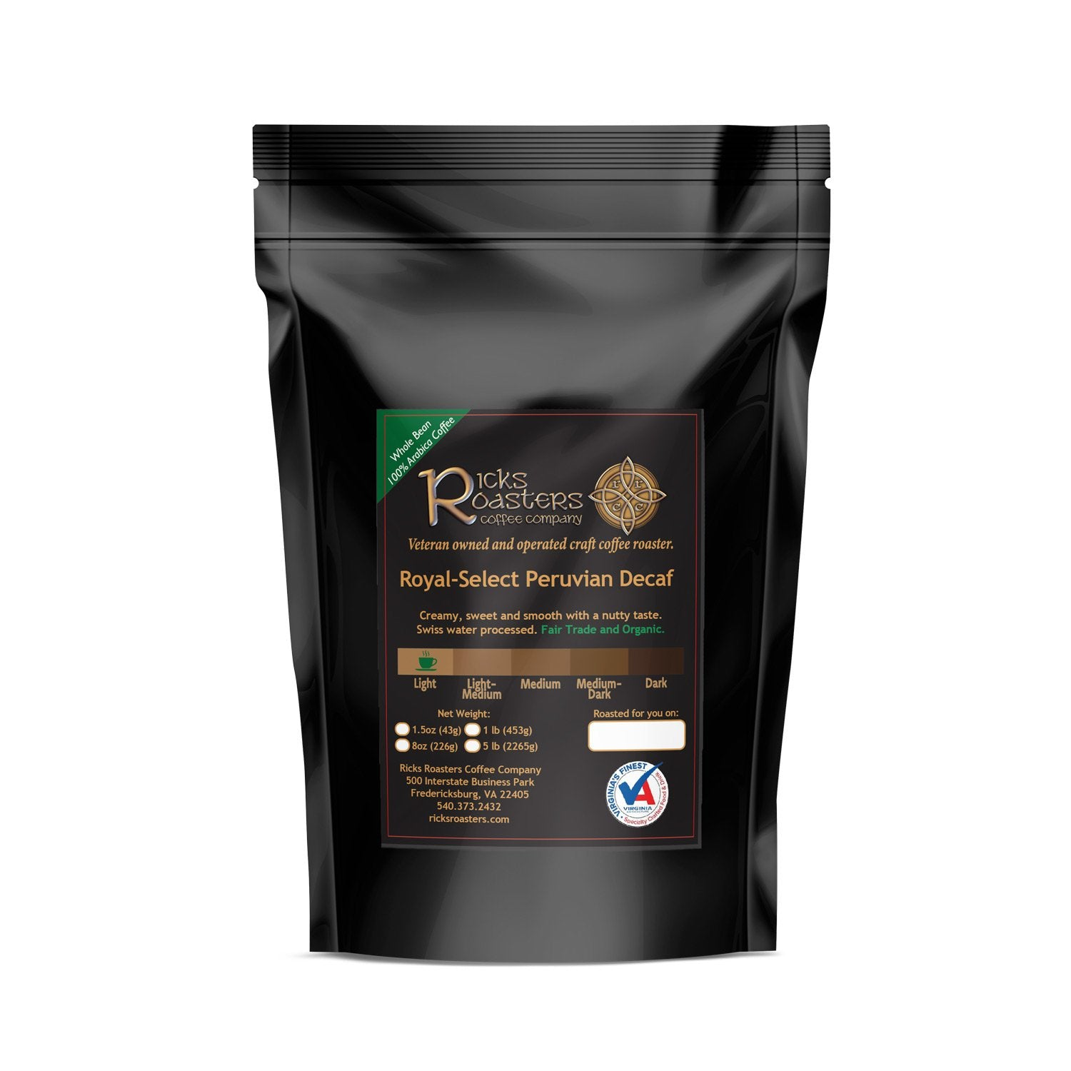 Peru Royal Select Decaf