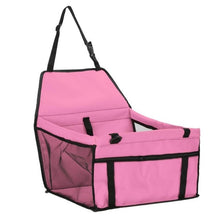 Carica l'immagine nel visualizzatore di Gallery, Folding Pet Dog Carrier Pad Waterproof Dog Seat Bag Basket Safe Carry House Cat Puppy Bag Dog Car Seat Pet Products