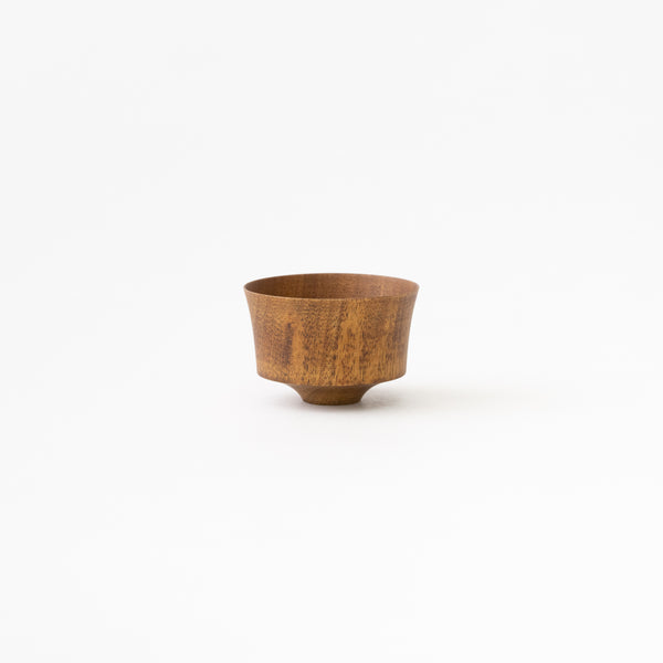 Tohka Sake Cup / Roro (Brown)
