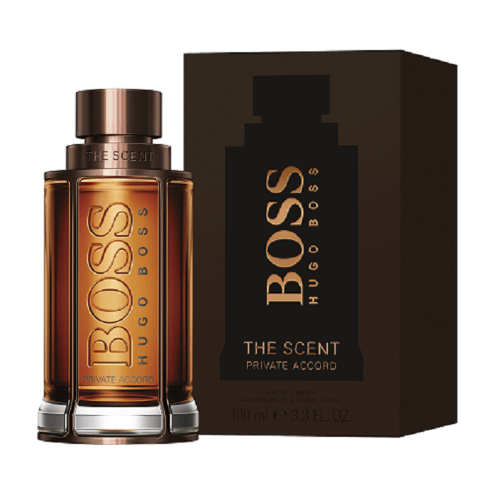 HUGO BOSS The Scent Private Accord For Him EDP 100ml