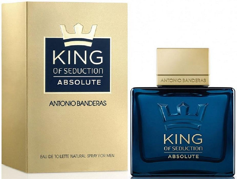 Antonio Banderas King Of Seduction Absolute M 100ml
