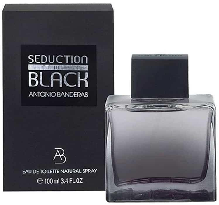 ANTONIO BANDERAS Seduction Black EDT 100ml