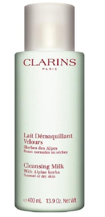 CLARINS Cleansing Milk N-DS 400ml