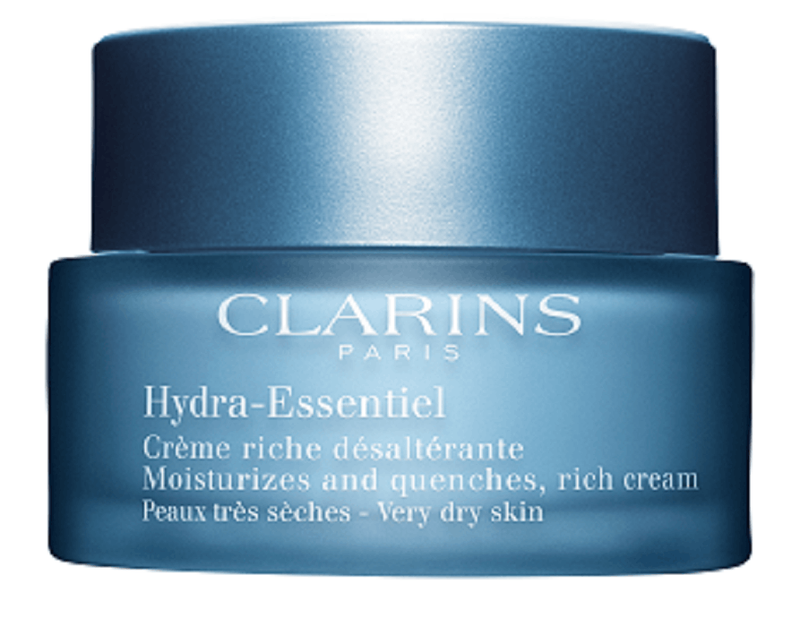 CLARINS Hydraquench Cream Very Dry Skin 50ml