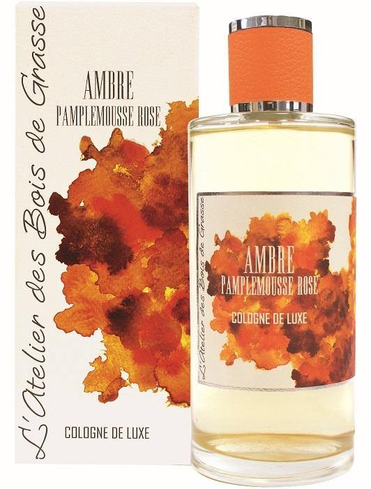 JEANNE ARTHES   Ambre Pamplemousse Rose Cologne 200ml