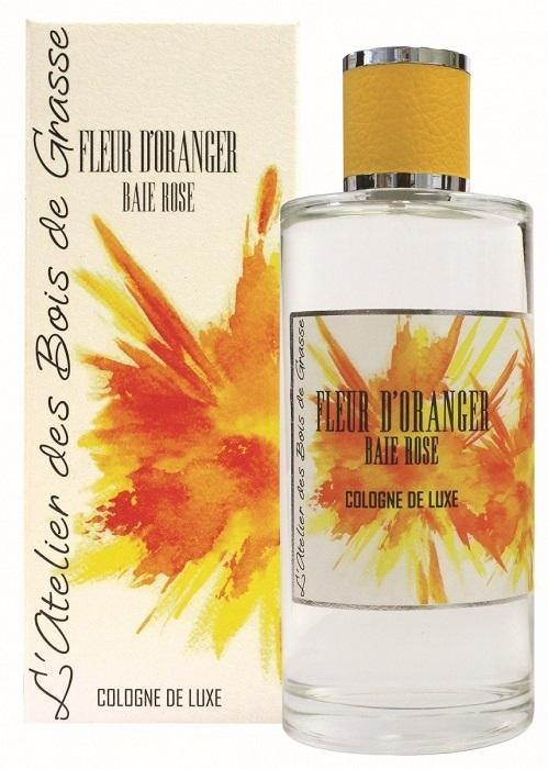 JEANNE ARTHES Fleur D'Orange Baie Rose Cologne 100ml