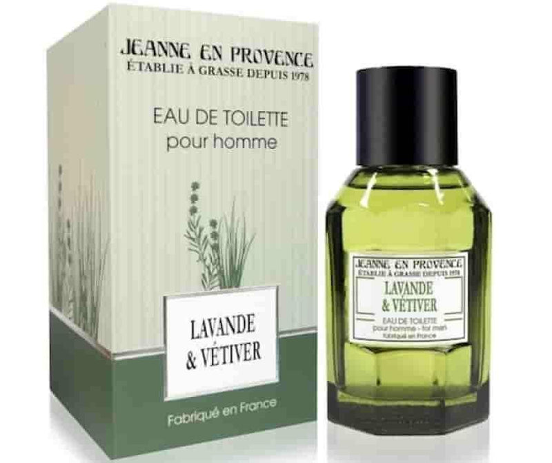 JEANNE ARTHES  JEP Lavande and Vetiver P-H EDT 100ml