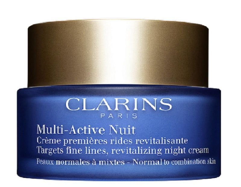 CLARINS Multi-Active Revitalizing Night Cream N-C Skin
