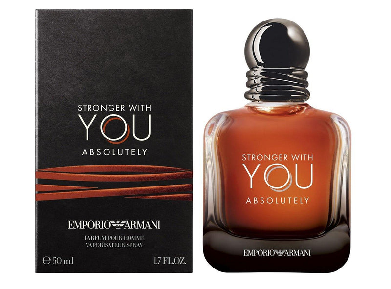 Emporio  Armani Stronger With You  Absolutely Edp 100ml