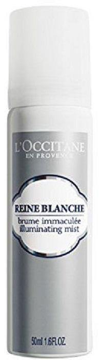 L'OCCITANE Reine Blanche Illuminating Mist 50ML