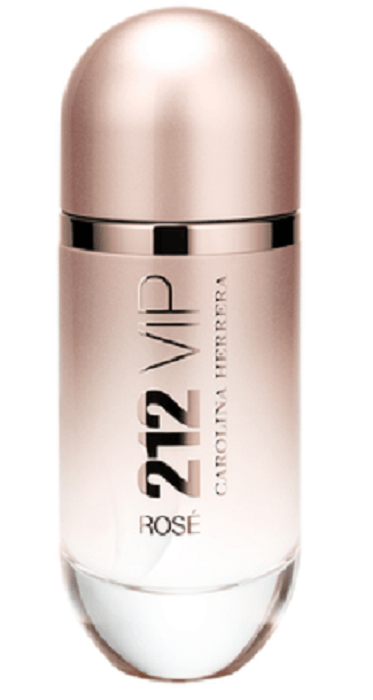 CAROLINA HERRERA  212 VIP Rose Ladies EDP 80ml