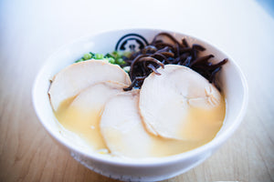 Load image into Gallery viewer, Chicken Pitan Ramen 2 servings & Tori Ton (chicken and pork) Ramen 2 servings - Kashiwa Ramen