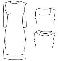 Load image into Gallery viewer, #116 Classic T-Shirt Dress