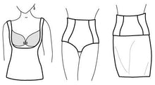 Load image into Gallery viewer, #118 Smoothing Shapewear