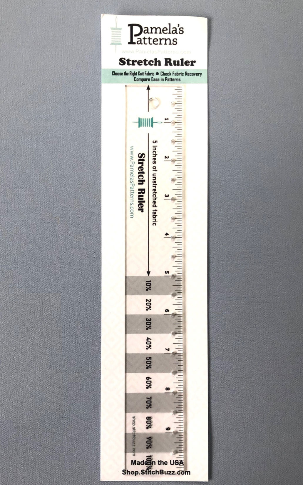 Stretch Ruler