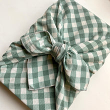 Indlæs billede til gallerivisning Furoshiki 'All About Picnic' Limited Unika - Small / Medium