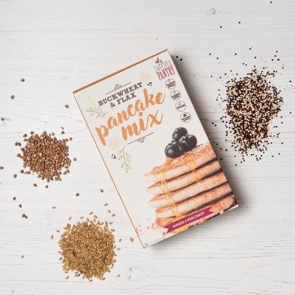 Pancake Mix 3 pack Special - Winner on 'BBC The Customer is Always Right' Sweetpea Pantry