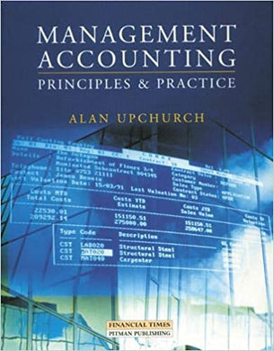 Management Accounting Principles & Practice- 99bookscart-secondhand-bookstore-near-me
