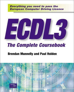 ECDL3 The Complete Coursebook- 99bookscart-secondhand-bookstore-near-me