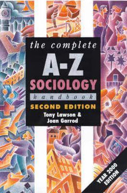The Complete A-Z Sociology Handbook - Complete A-Z Handbooks- 99bookscart-secondhand-bookstore-near-me