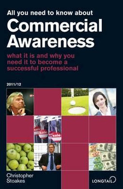 Commercial Awareness-What it is and Why You Need it to Become a Successful Professional- 99bookscart-secondhand-bookstore-near-me