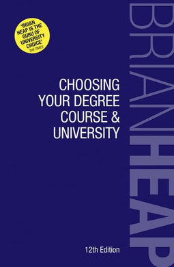 Choosing Your Degree Course & University- 99bookscart-secondhand-bookstore-near-me