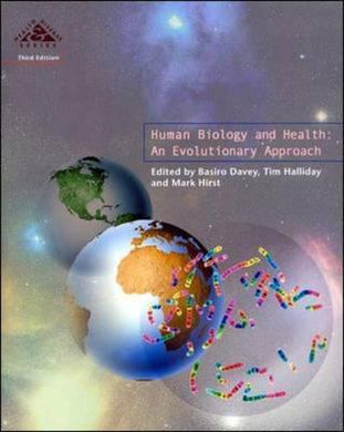 Human Biology and Health An Evolutionary Approach - Health and Disease Series- 99bookscart-secondhand-bookstore-near-me