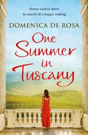 One Summer in Tuscany by Domenica De Rosa- 99bookscart-secondhand-bookstore-near-me