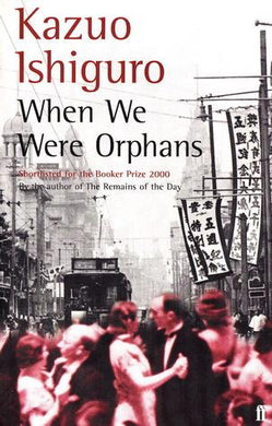 When We Were Orphans- 99bookscart-secondhand-bookstore-near-me
