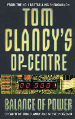 Balance of Power (Tom Clancy's Op-Center, #5)- 99bookscart-secondhand-bookstore-near-me