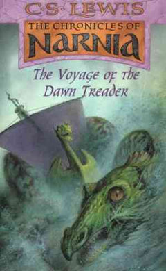The Voyage of the Dawn Treader (Chronicles of Narnia, #3) by Pauline Baynes, C.S. Lewis- 99bookscart-secondhand-bookstore-near-me