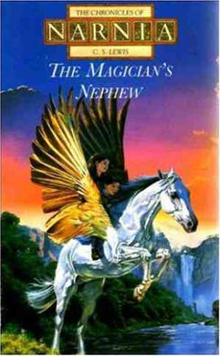The Magician's Nephew (Chronicles of Narnia, #6)- 99bookscart-secondhand-bookstore-near-me
